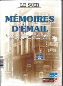 Mémoires d'émail