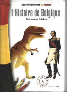 Histoire de Belgique à colorier