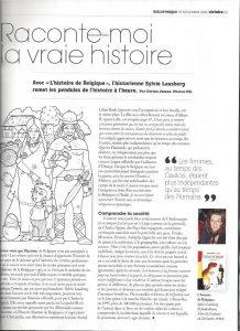 Histoire de Belgique à colorier dans Victoire