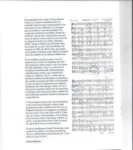Oeuvres musicales composées dans les camps Paul Danblon 2
