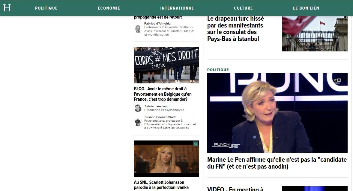 Huffington Post 12 03 2017