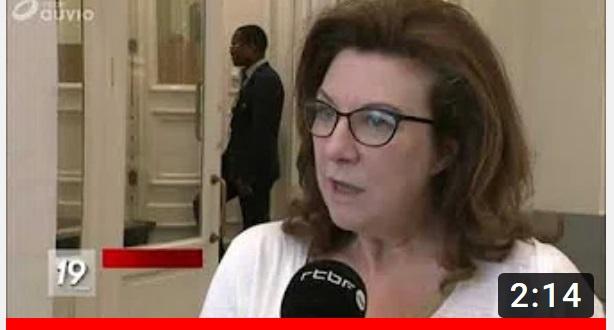 Négociations gouvernementales : la présidente du Conseil des Femmes rue de la Loi