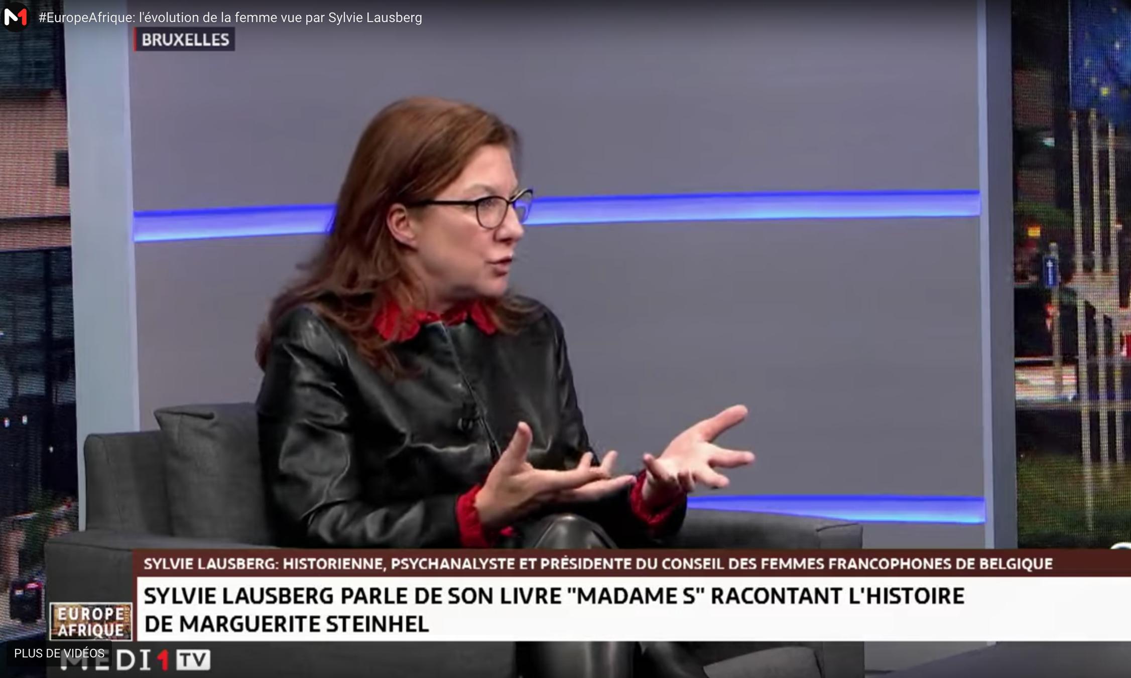 EuropeAfrique: L'évolution De La Femme Vue# Par Sylvie Lausberg